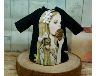 LADYBIRD HOUSE Blythe Outfit Alice Dress-A