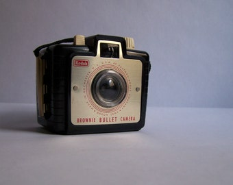 Vintage Kodak Brownie Bullet Camera