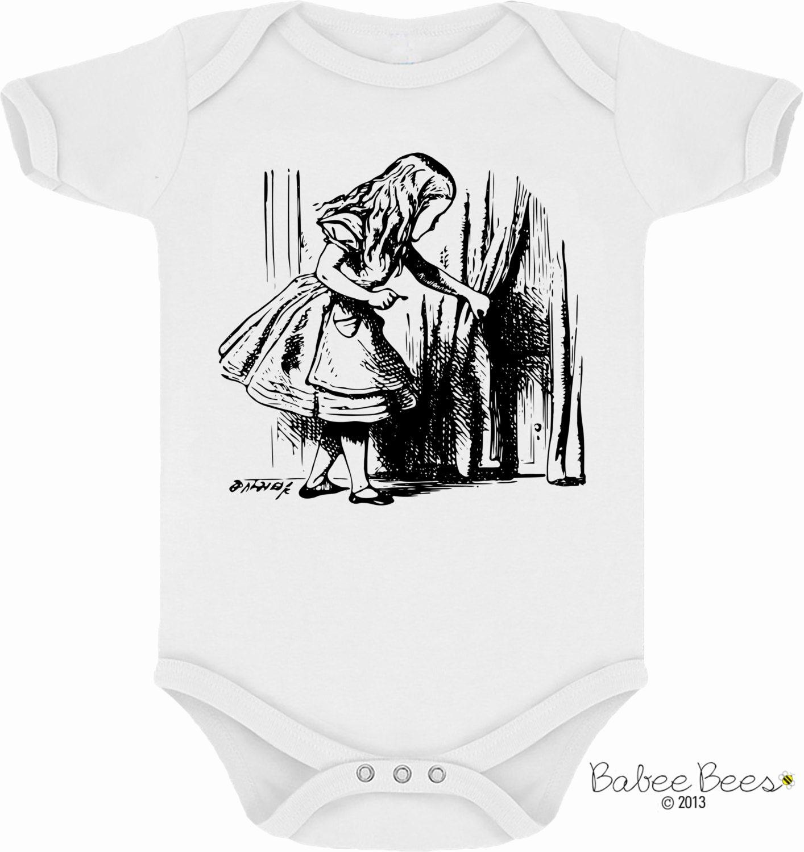 Alice in Wonderland Baby Clothes Alice in Wonderland by