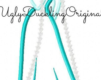 Frozen Elsa Applique Design Queen Full Body Original Artwork by UDOappliques™ Machine Embroidery Digital Download