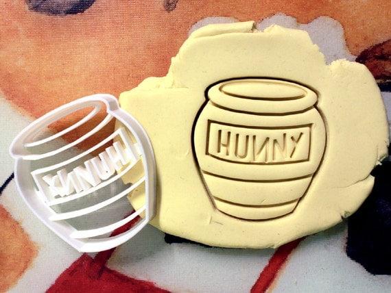 how to draw a honey pot