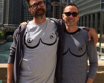 Boob Shirts - from a breast cancer survivor