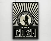 Poster, Music poster,  Johnny Cash,  Johnny Cash poster,  Johnny Cash prints, music prints, music print,  Johnny Cash print,  music posters