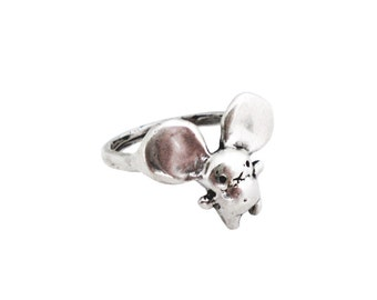 Sweet Mouse Ring