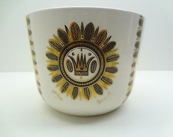 Georges Briard Regalia Pattern 1 Pint 12 oz Ceramic Bowl