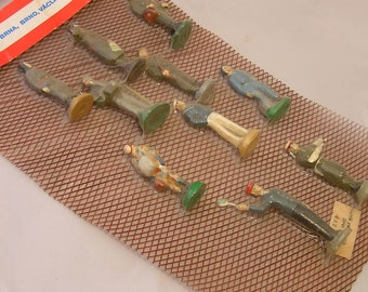Antique 1930s Soldiers from Czechoslovakia