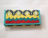 Mod Waves No.1 Clutch Wallet