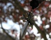Black Dagger Brotherhood Inspired Rearview Mirror Ornament Suncatcher