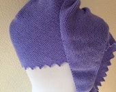 Lavender Blue Hitchhikers Scarf Multi function Scarf Ladies/Womens Neckwear Wrap Stole Wrapping-Ready to Ship