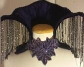 SAMPLE Neck corset custom made to order