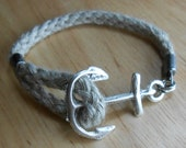 Anchor Bracelet - Friendship Jewelry - ANCHORS AWEIGH