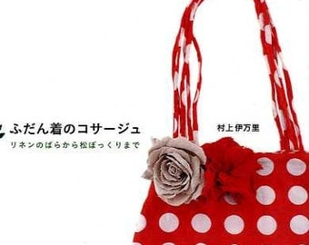 Everyday CORSAGES - Japanese Craft Book