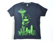 Kid Seattle Ninja  T shirts