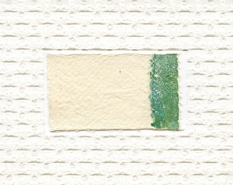 Minimalist Textured Art // ooak /  greeting card 4 / gelatin print