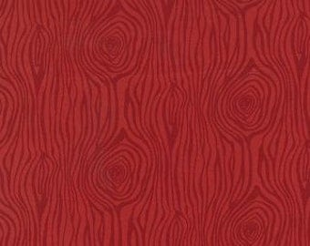 Into The Woods - From Moda - Red - 9.95 For One Yard