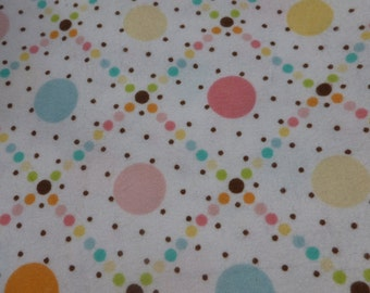 Dotty Dots Baby Blanket