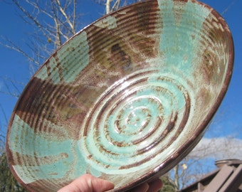 Earthy Bowl - Large Pottery