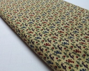 Wildflower Serenade 2 9256 13 Kansas Troubles Quilters Floral Flowers Quilting and Sewing Fabrics