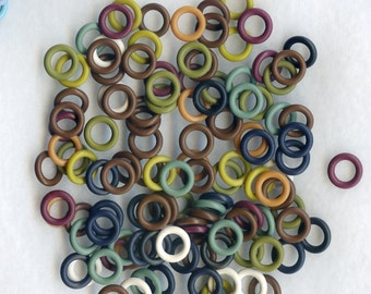 10mm EARTHY Mix O Rings