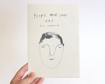 Art Zine || People Once Loved - Issue 1