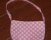Candy dot toddler purse