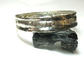 Silver Bangle Bracelet,Silver Hammered Bracelet,Sterling Bangle,Solid Sterling Bangle,Bracelet Hammered,Unisex Bangle