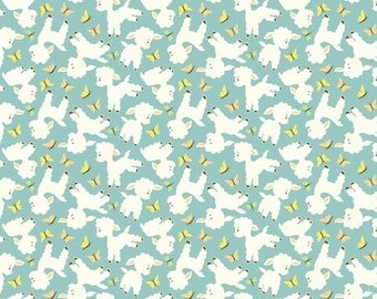 Woodland Tails Blue Lamb
