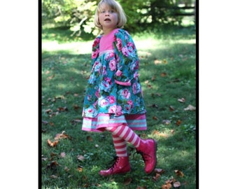 Annika's Dress Sewing Pattern