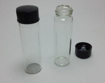 2 dram Glass Vials - 2 dozen