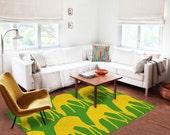 Decorative Rug, modern rug, contemporary rug, carpet, colorful rug, contemporary rug, living room decor, original rug, boyfriend gifts