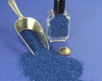 Blue, Dark Blue - Glass Glitter - 311-9-029 - 1 oz jar