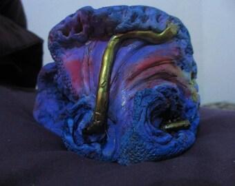 """6"""" Ceramic Rattle"""