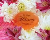 Hibiscus Soap depuis le jardin de fleur
