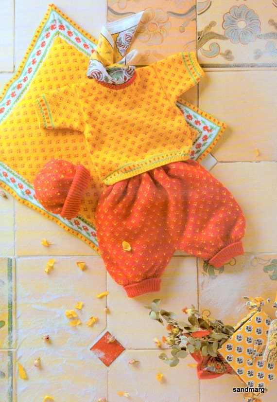 Free Knitting Pattern Cowl : Pingouin No 132 Spring Summer 91 Baby Layette 44 Knitting Patterns Classic Na...