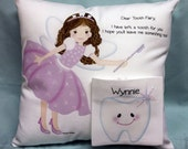 Little Girl's Tooth Fairy Pillow