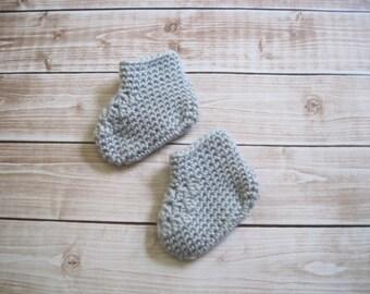 Crochet Baby Booties, Newborn Booties, Infant Booties, Baby Boy Booties, Crochet Booties, Crochet Boy Booties, Blue Baby Booties
