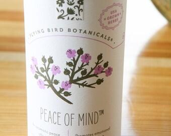 0415 Peace of Mind tea, organic loose leaf