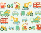 Vehicle Print