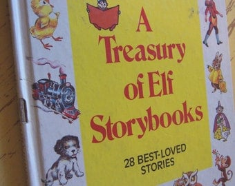a treasury of elf storybooks