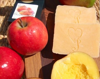 APPLE MANGO TANGO ~ Goat Milk Soap