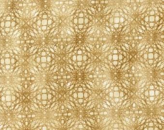 Clearance Sale - Camel Optical Web - fabric SRK-14101-244