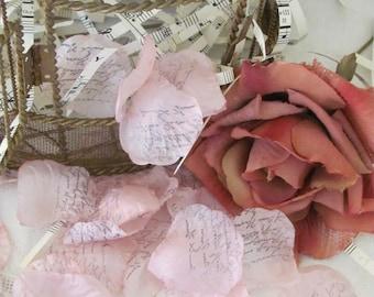 Wedding Flower Petals , Flower Girl Petals, Aisle petals, Table scatter, Wedding decor, Pink wedding, Wedding table decor, Aisle Runner