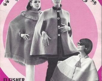 Wrap Ups Knitting Pattern Booklet PDF