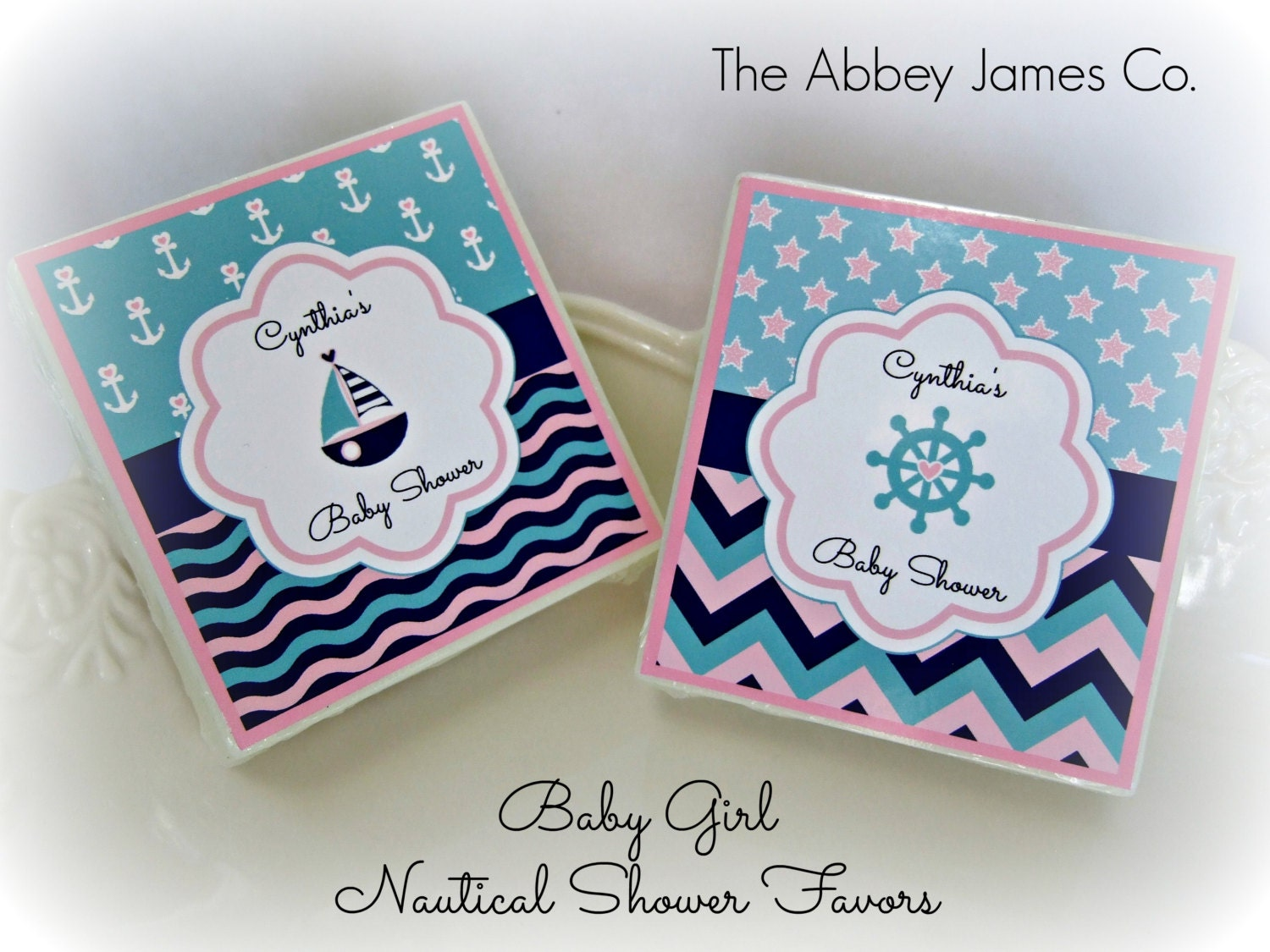 nautical baby shower favors baby shower favors soap favors