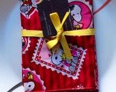 Valentine's Day Snoopy Napkins set of 4