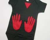 Manos The Hands Of Fate MST3K Baby One Piece Size 3 to 6 Months