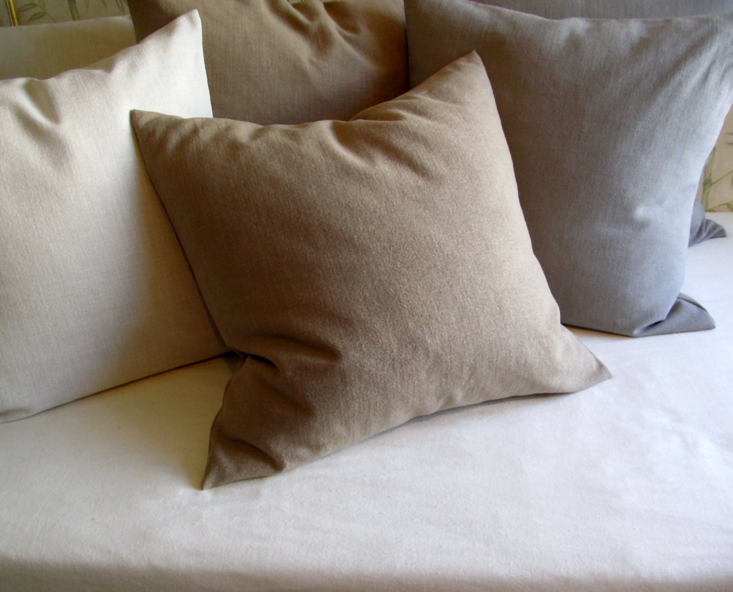 Toast 26x26 Super Large Pillow Cover