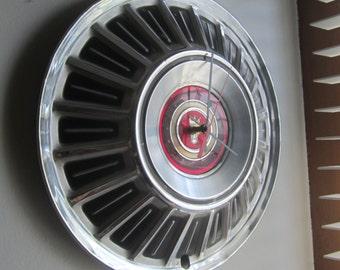 1967 Ford LTD Hubcap Clock no.2120