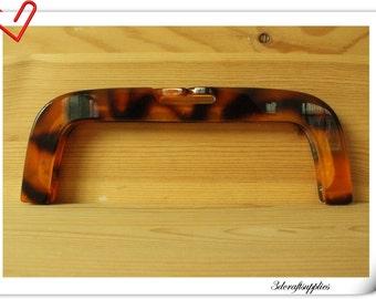 Resin purse frame Clutch frame  24cm (9.5 inch  )   M58