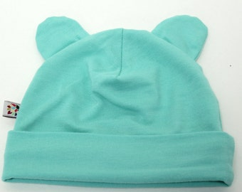 Seaglass Bamboo Bear Hat 2 sizes available
